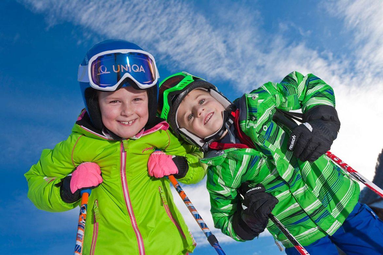Skifahren mit der Familie - Region Schladming-Dachstein