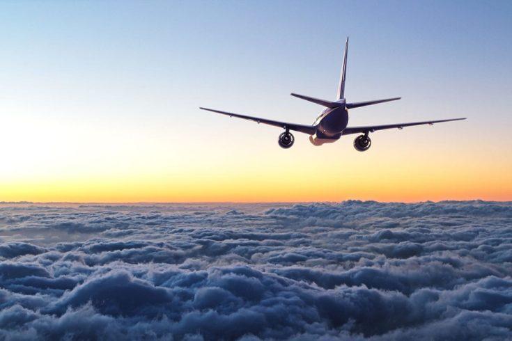 Anreise Flugzeug 1