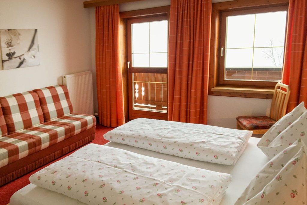 Doppelzimmer Ramsau Dachstein 3
