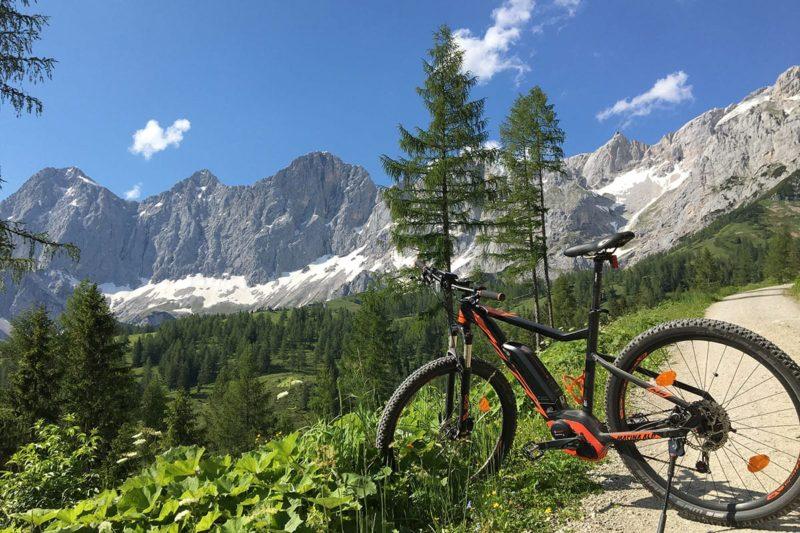 E-Biken - Urlaub in Ramsau am Dachstein