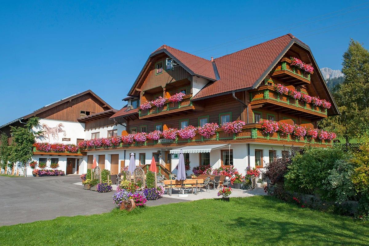 Urlaub am Bauernhof am Ferstlhof in Ramsau am Dachstein
