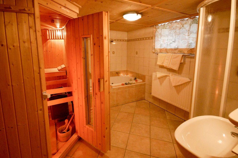 Wellness & Sauna, Ferchtlhof
