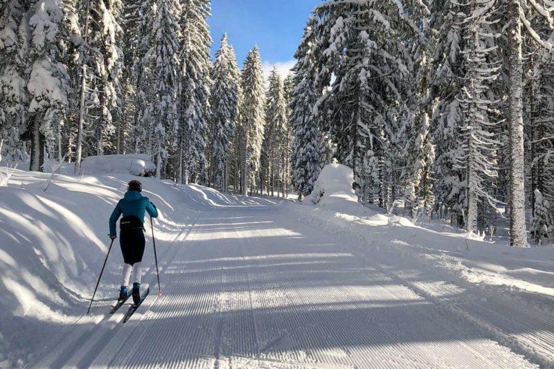 Langlaufen - Winterurlaub in Ramsau am Dachstein