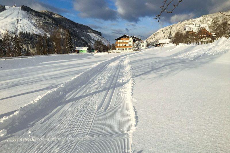 Winterurlaub in Ramsau am Dachstein, Ferchtlhof