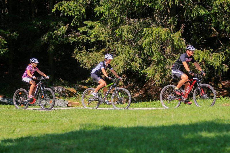 Mountainbiken - Urlaub in Ramsau am Dachstein