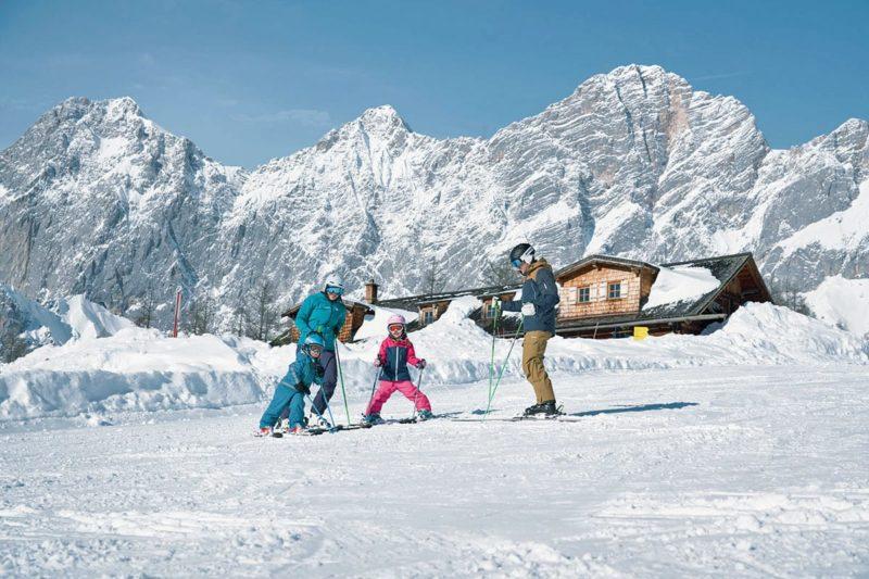 Skifahren - Skiurlaub & Winterurlaub in Ramsau am Dachstein