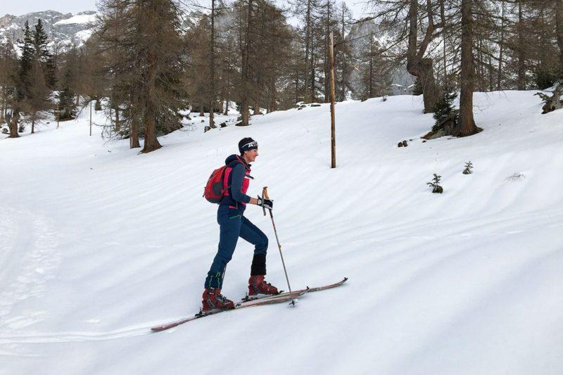 Skitouren - Winterurlaub in Ramsau am Dachstein