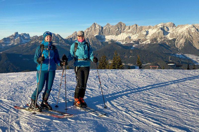Skifahren - Winterurlaub in Ramsau am Dachstein