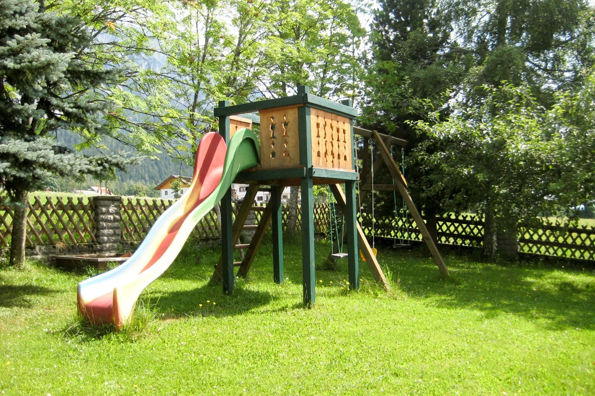 Spielplatz - Familienurlaub in Ramsau am Dachstein