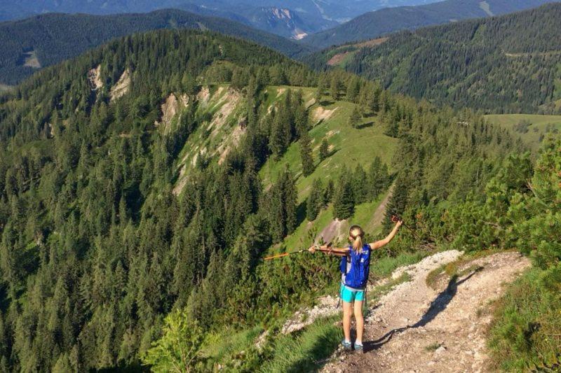Wandern Sommerurlaub Ramsau Dachstein 5